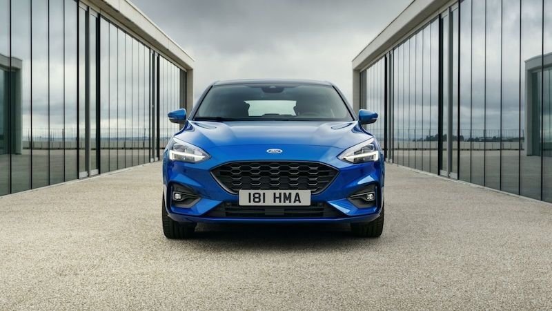 Ford Focus ST Line (2018)