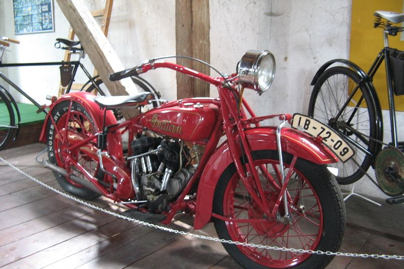 Indian Scout z roku 1928