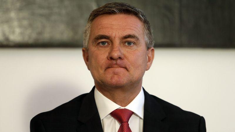 Kancléř prezidenta republiky Vratislav Mynář na archivním snímku.