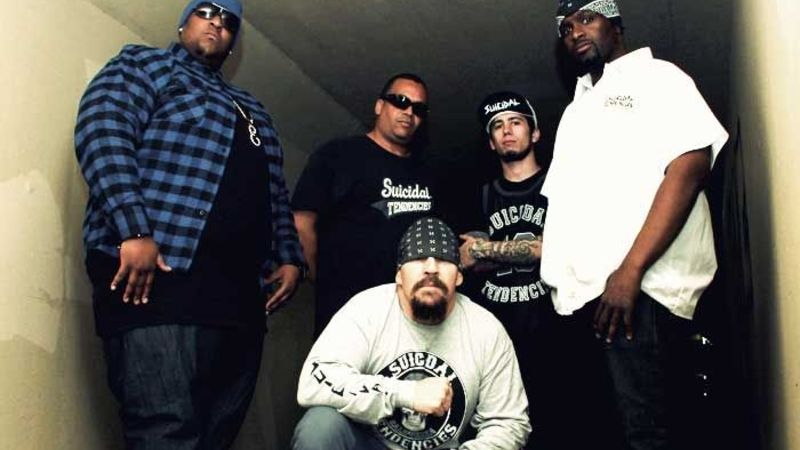 Suicidal Tendencies 2013