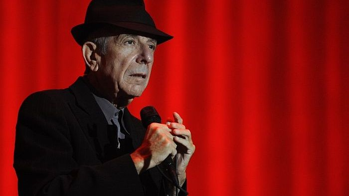 Vyšlo posmrtné album Leonarda Cohena