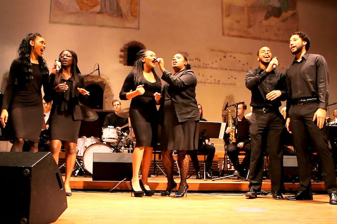 Andrews University Gospel Choir