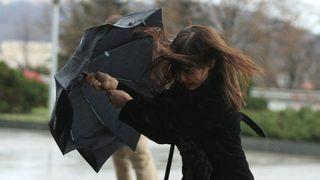 Meteorologové varovali před silným větrem