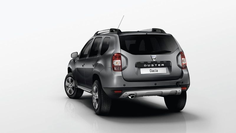 Dacia Duster (facelift, 2013)
