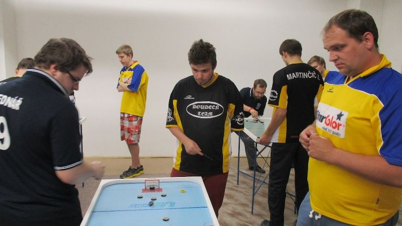 Billiard-hockey šprtec – 1. a 3.liga družstev