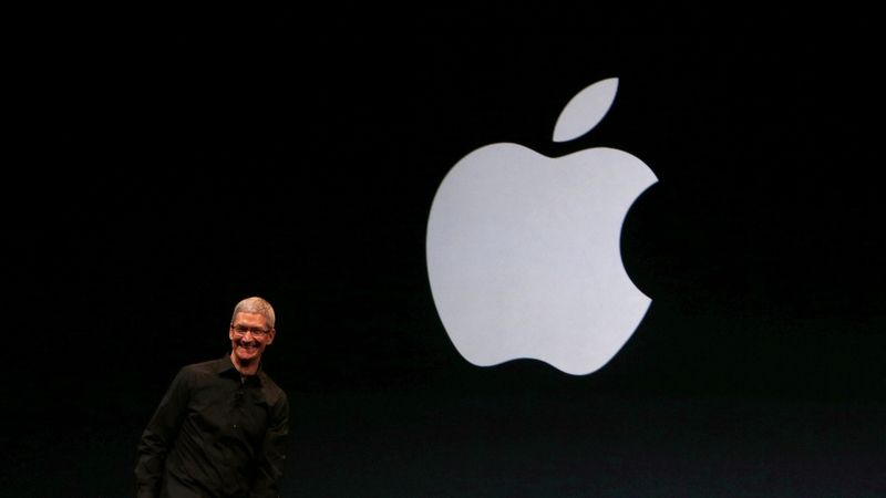 Šéf firmy Apple Tim Cook