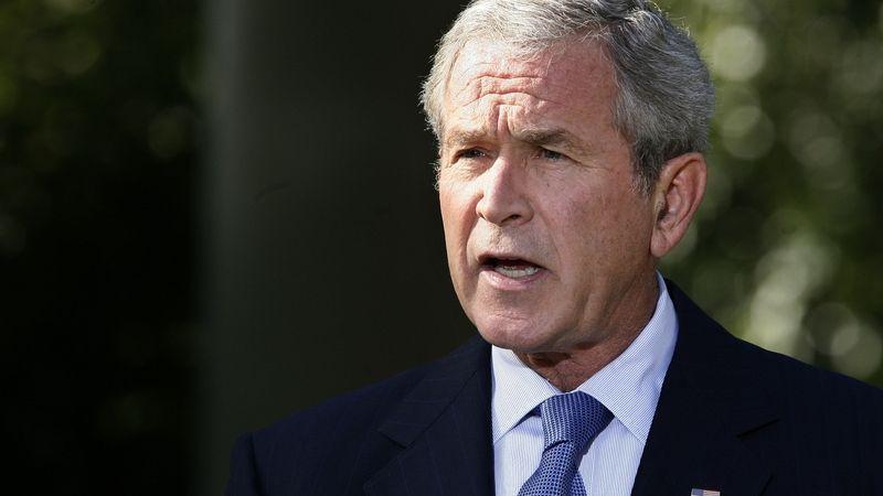 Padá na mě smutek, přiznal exprezident Bush