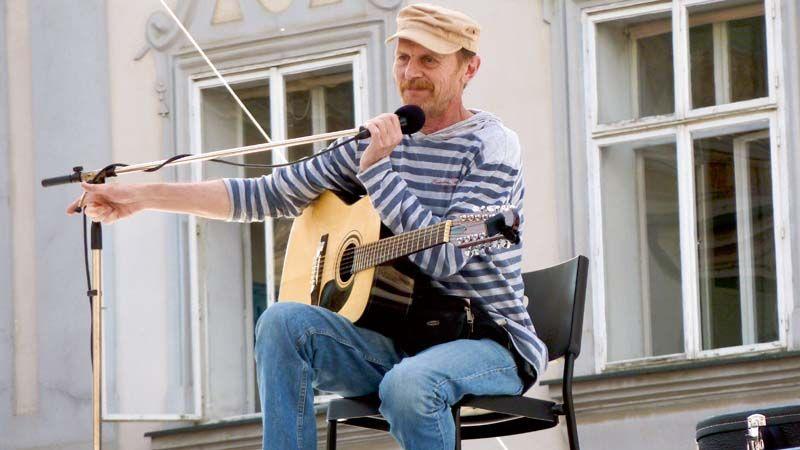 Vltava či Schmitzer zazpívají v Jílovém u Prahy