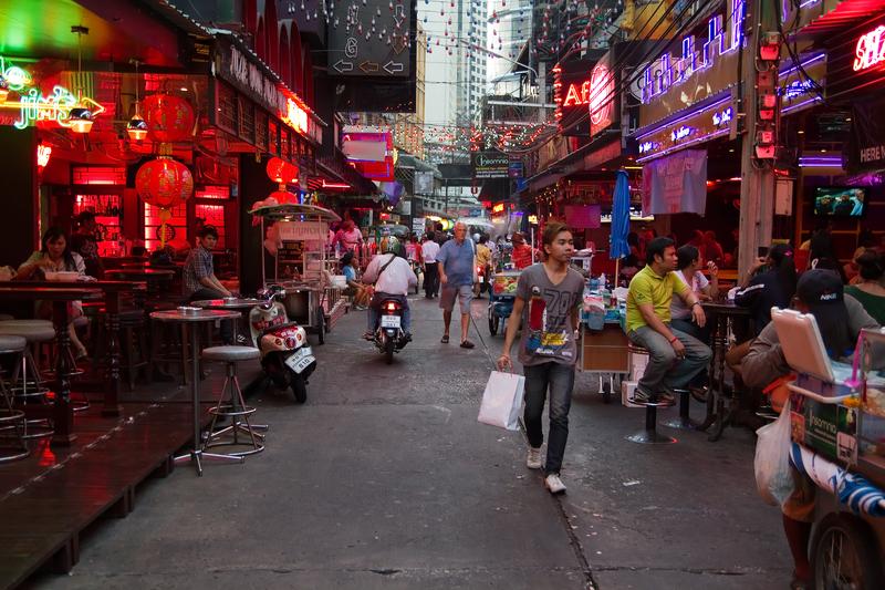 thajskej datovania v Pattaya