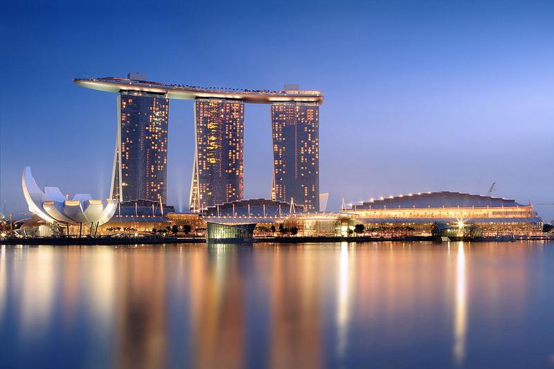 Místa v singapore pro randění