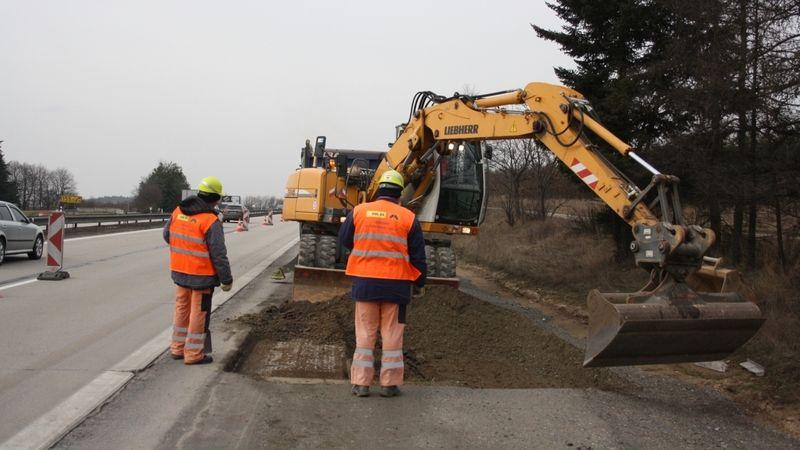 Rekonstrukce D1 poničila silnice na objízdných trasách