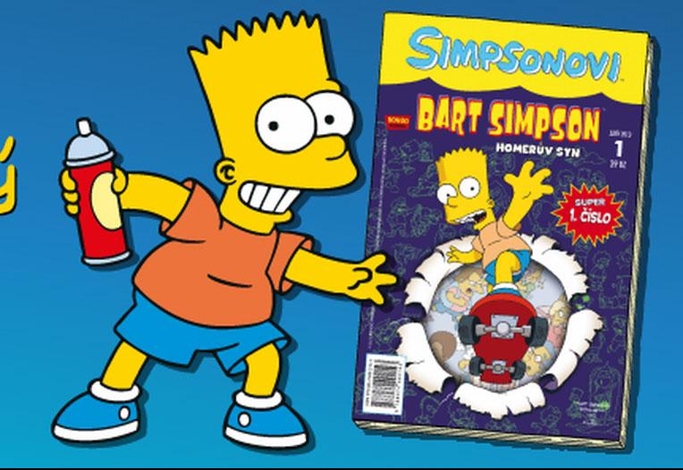 Bart simpson kreslený sex