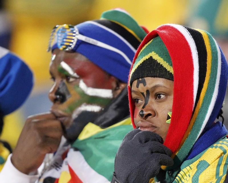 Milionář z Jižní Afriky