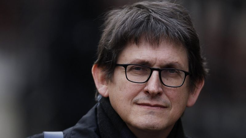 Šéfredaktor Guardianu Alan Rusbridger
