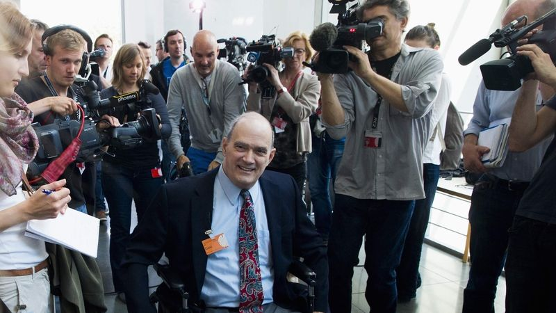 Exředitel NSA William Binney