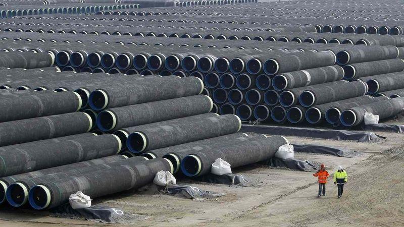 Spor o německý plynovod. Soud EU dal za pravdu Polsku