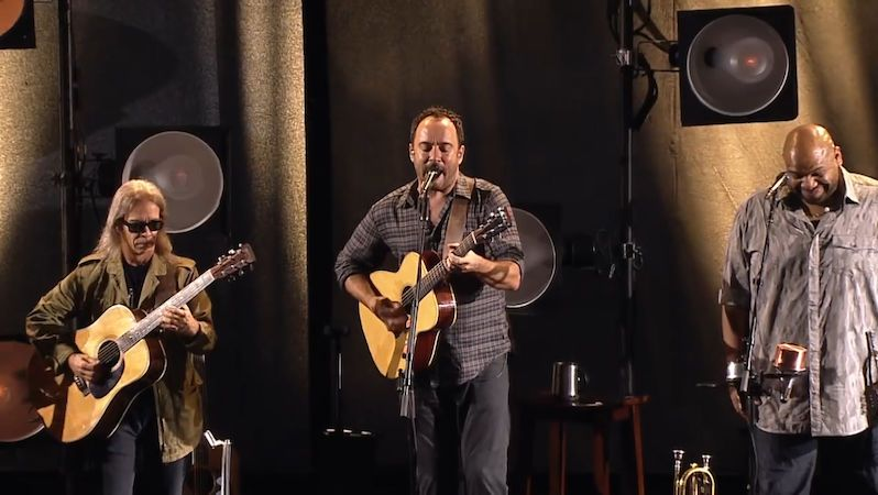 Dave Matthews Band Summer Tour Warm Up - What Would You Say