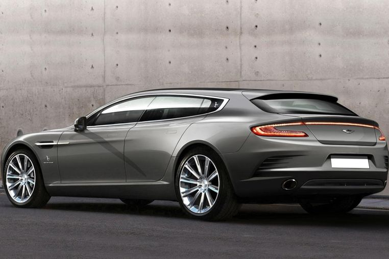 Aston Martin Rapide Shooting Brake (2013)