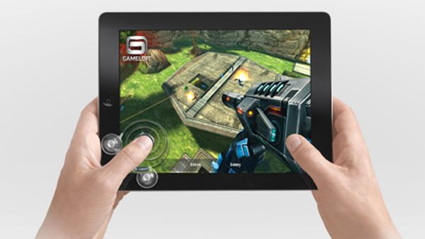Logitech Joystick for iPad