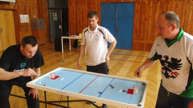 2.liga billiard-hockeye šprtce