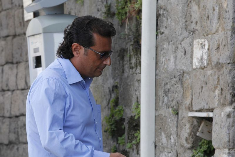 Kapitán Francesco Schettino