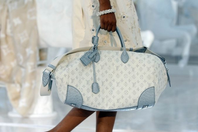 Louis Vuitton léto 2012