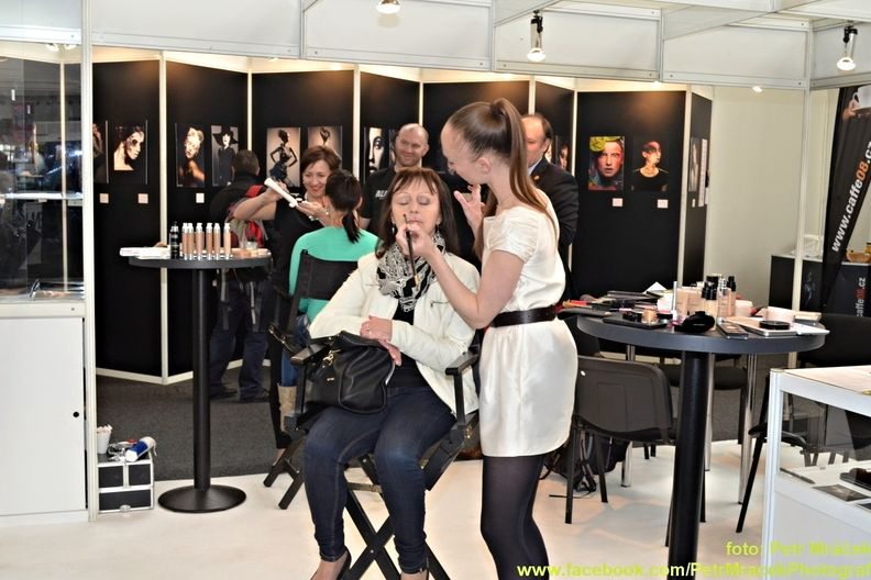 Veletrh Inetrbeauty Prague 2014