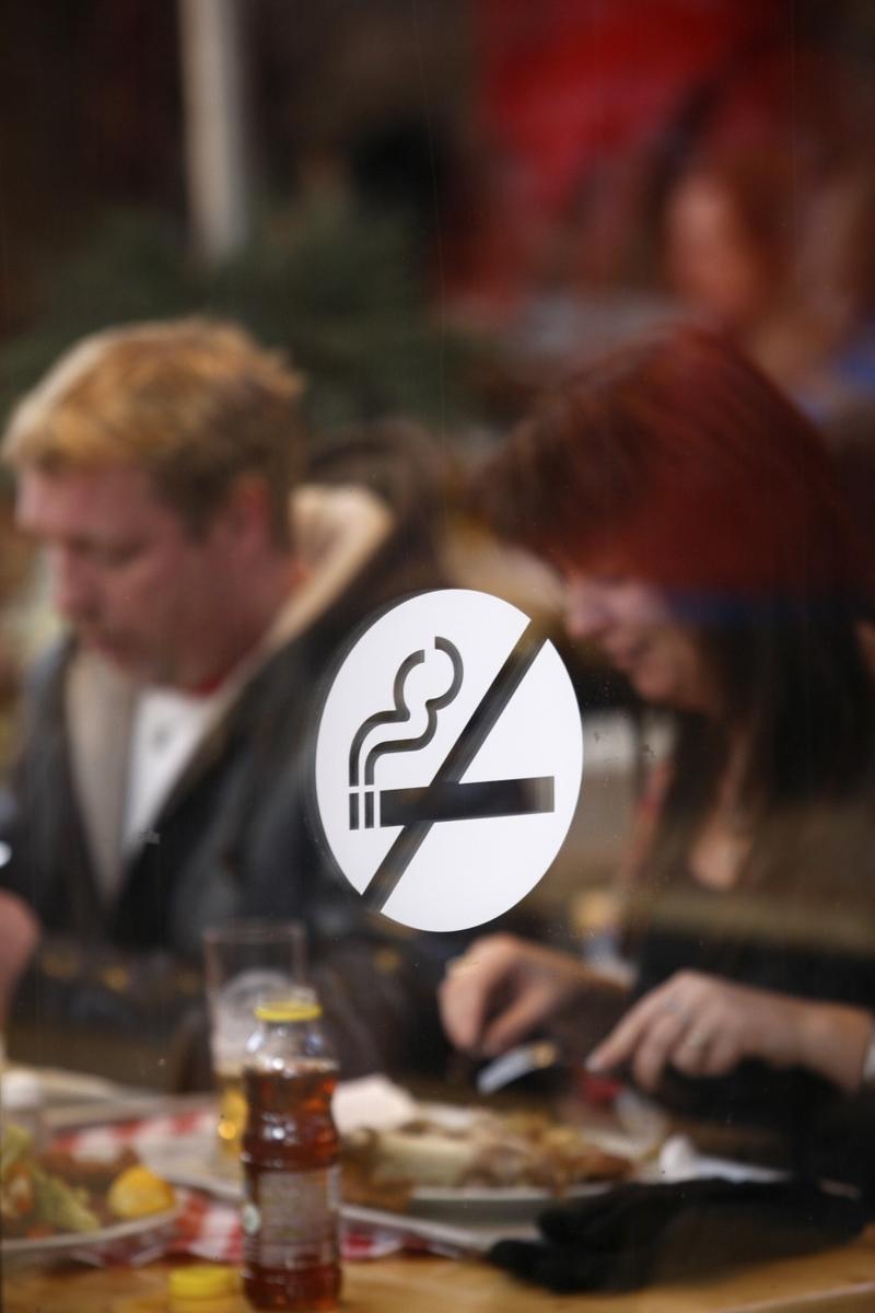 Texas kouření