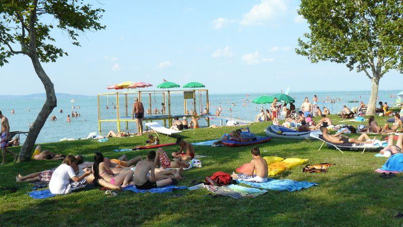 Maďarské turistice nepomohly fotbalové mistrovství Evropy ani Balaton