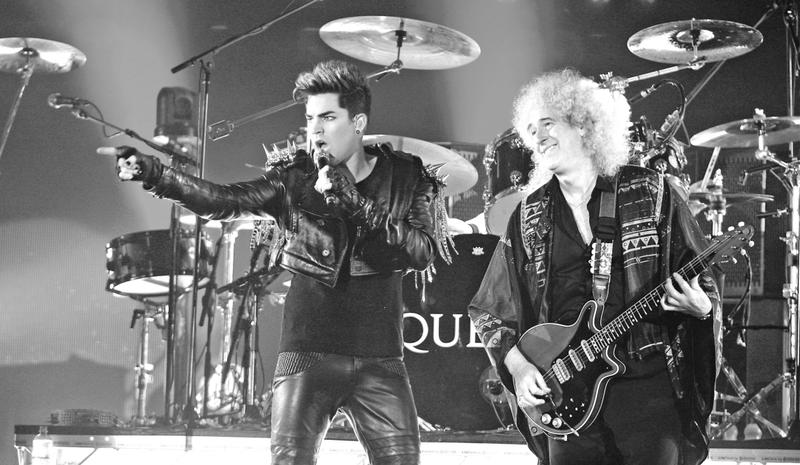Queen + Adam Lambert u nás naposledy vystoupili ve vyprodané O2 areně v r V rámci chystaného turné kapela představí zbrusu novou show se.