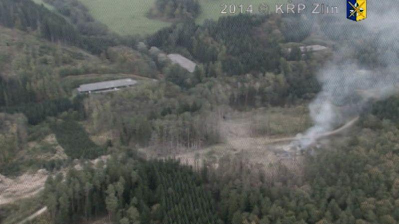 Okolnosti výbuchů muničních skladů ve Vrběticích