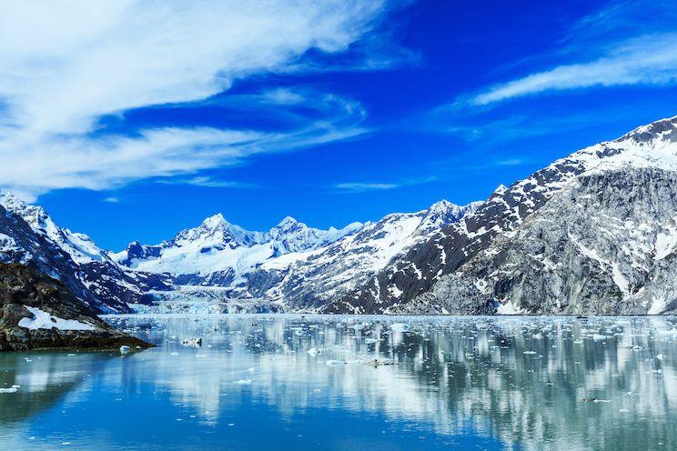 Podstatou Glacier Bay jsou ledovce a jejich úchvatná velikost a krása.