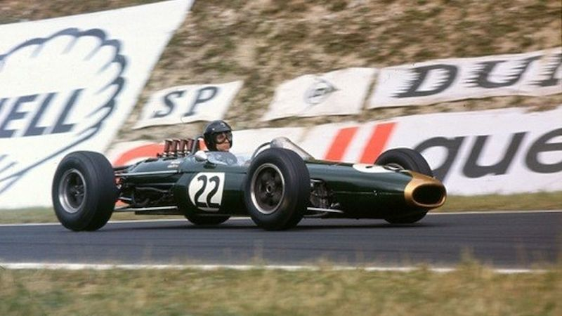 Brabham BT7/F1-1-63 Coventry-Climax