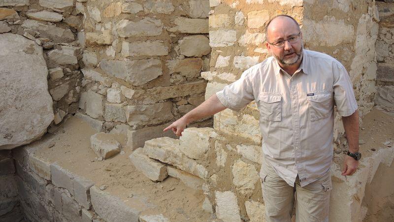 Cenu Česká hlava obdrží egyptolog Bárta