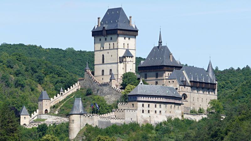 Kam na výlet po českých a moravských hradech