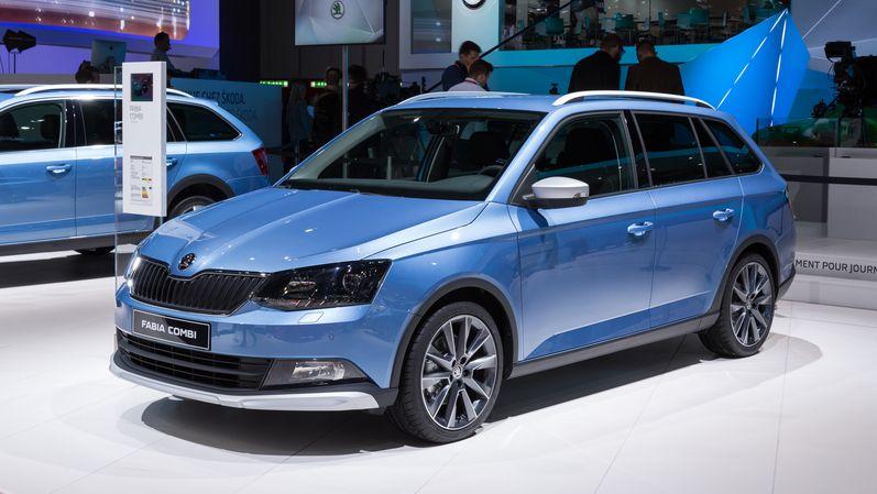 Nová Škoda Fabia Combi dorazí se zpožděním