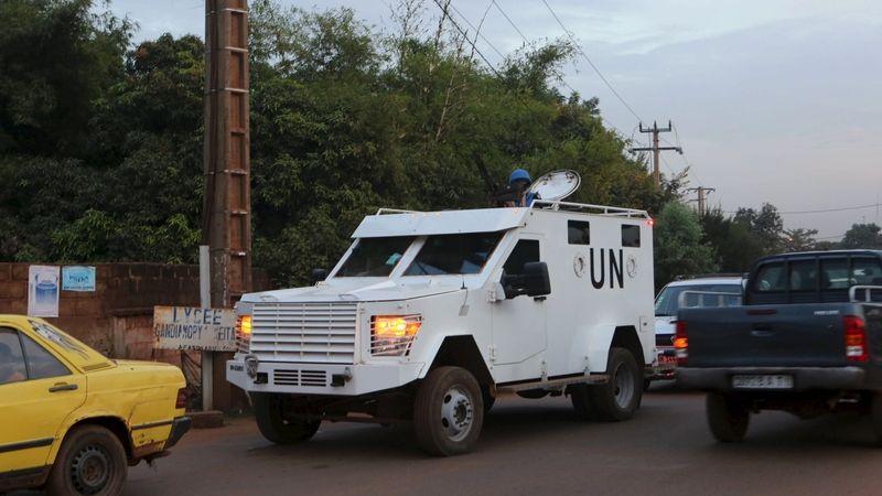 Při výbuchu v Mali zemřel jeden voják mírové mise OSN