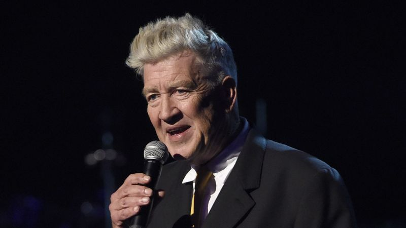 Režisér David Lynch