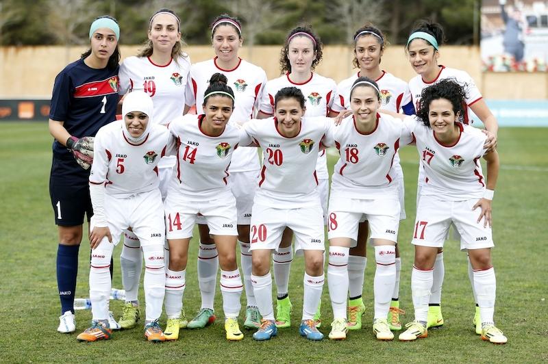 Jordánské dámy