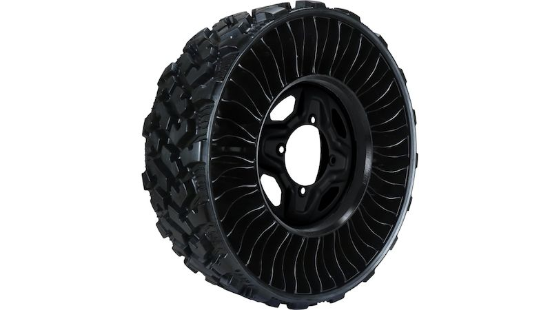 Michelin X Tweel po UTV a ATV