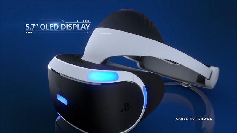 Sony chystá nové brýle pro virtuální realitu