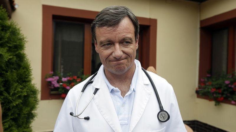 Rath bude pracovat ve vězeňské nemocnici jako lékař