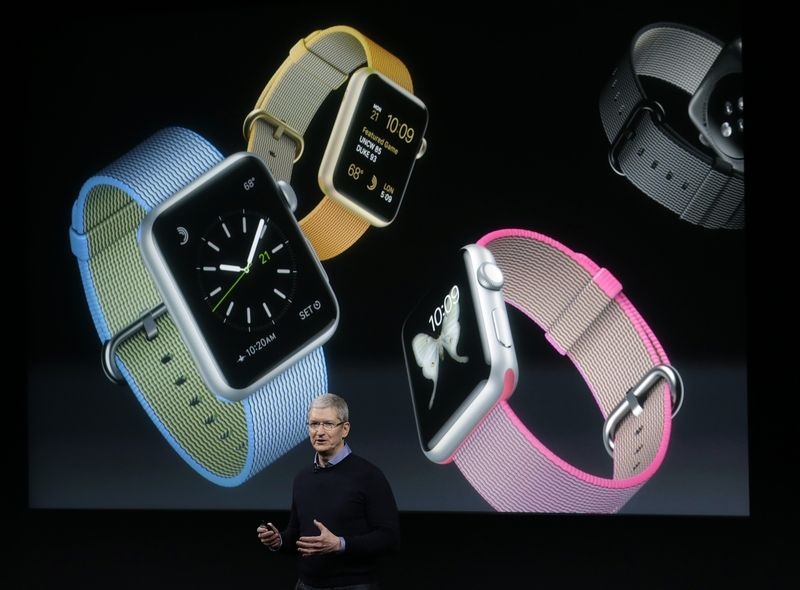 Nová edice Apple Watch
