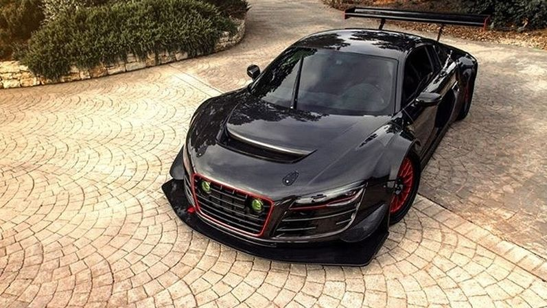 mcchip-dkr Rotter & Rich Recon R8 V10 FSI Supercharged