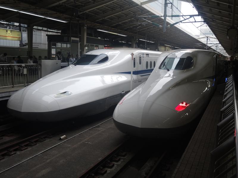 Japonský sex ve vlaku