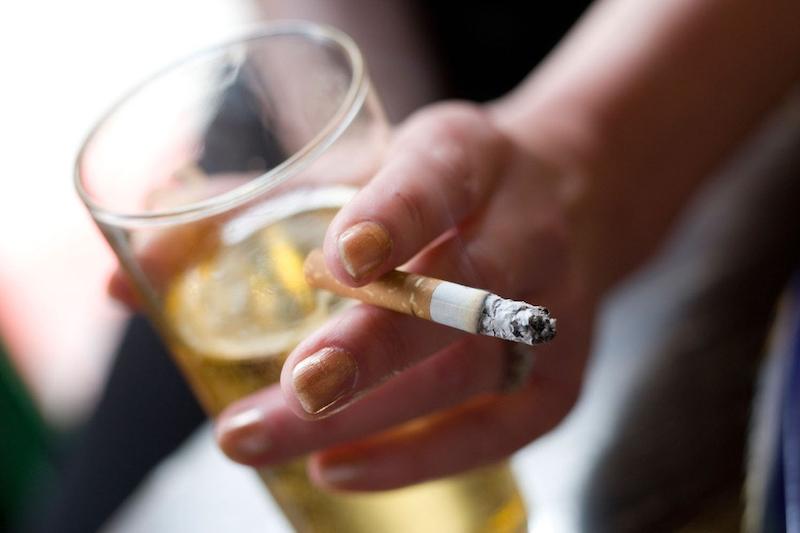 Horké indické kouření