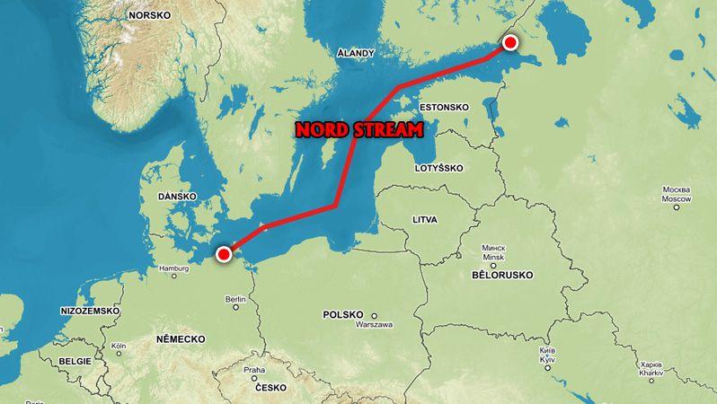 Američané souhlasí s dokončením plynovodu Nord Stream 2 bez dalších sankcí