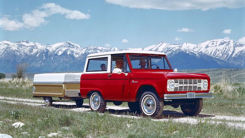 Ford Bronco - 1966
