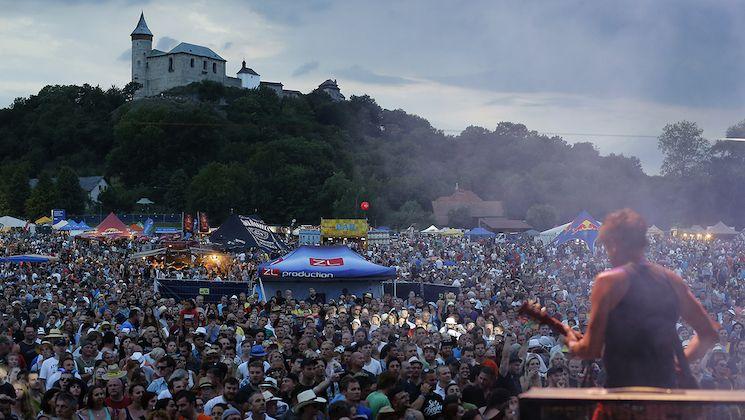 Na festivalu České hrady se vystřídají ti nejlepší čeští a slovenští umělci