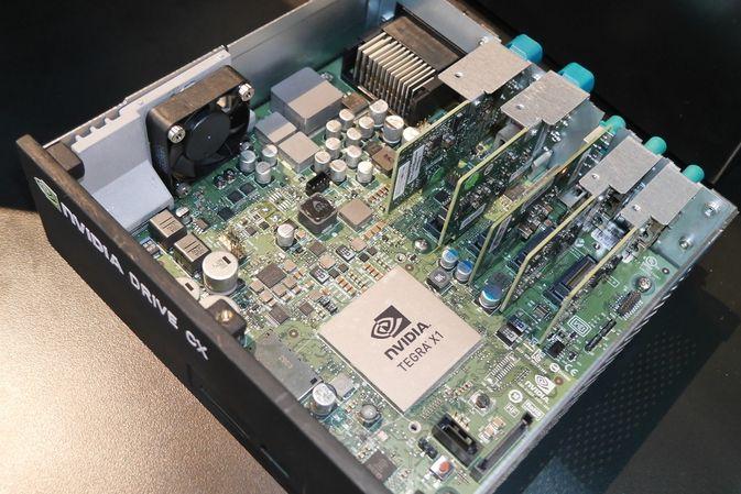 Čip Tegra X1 nabídne stejný výkon, jako měl v roce 2000 nejvýkonnější superpočítač na světě.